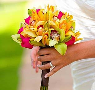 Tropical Nights Bouquet